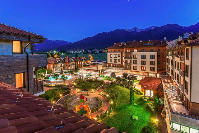 Hotel Murite Park - Clădirea Anexă